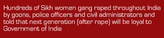 Sikh women raped