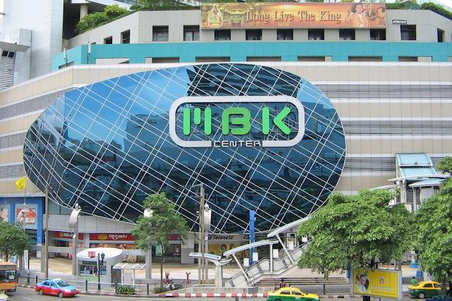 MBK Mall - Paket Tour 5H4M Bangkok Pattaya (start Surabaya) Oct-Dec 2018 - Salika Travel