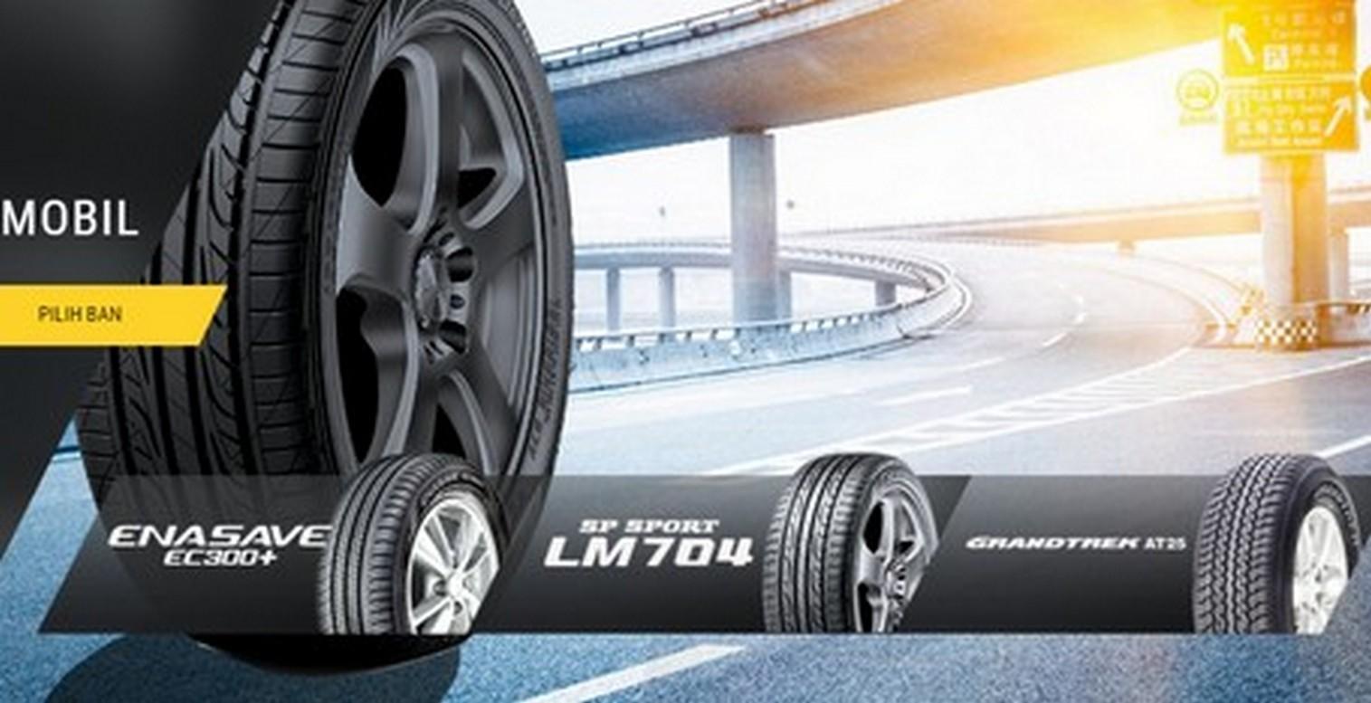 Harga Ban Mobil dan Motor Dunlop - Ban Mobil Terbaik Untuk Jalan Berbatu