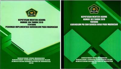 Madrasah Gunakan Kurikulum PAI Baru Tahun Pelajaran 2020/2021