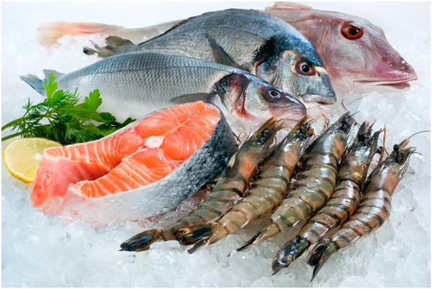 ăn cá bổ gì