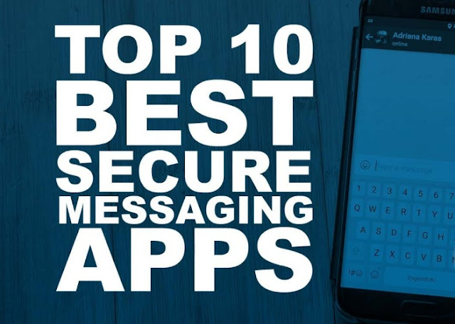 Best Top 10 Encrypted Messaging Apps for Android