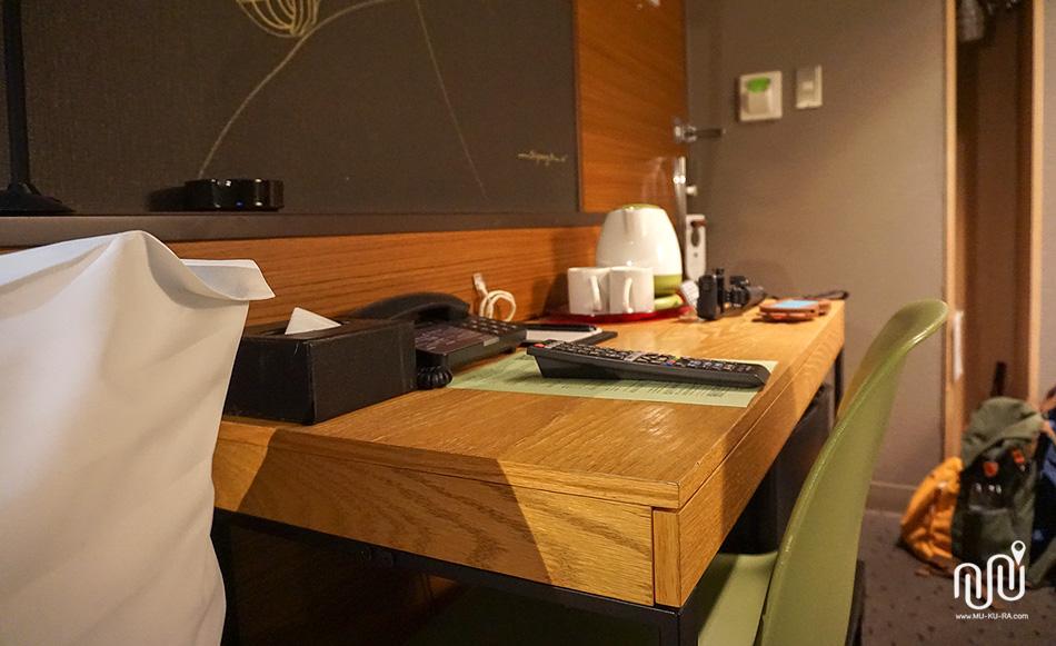 รีวิวเที่ยวญี่ปุ่น : พาชมโรงแรม Agora Place Asakusa