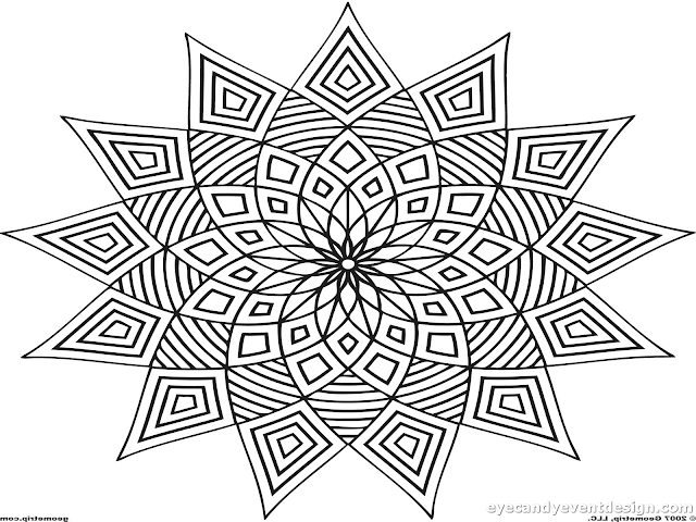 Mandalas To Print: 71 Cool Templates
