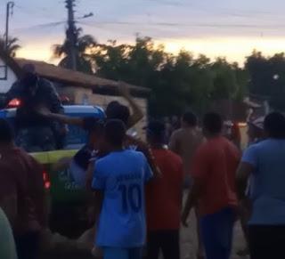 Briga de bar resulta na morte de idoso em bairro de Campo Maior