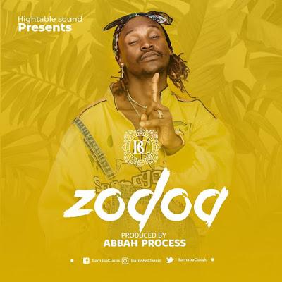 Download Audio | Barnaba Classic - Zodoa