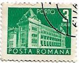 Selo Antigo Palácio de Serviços Postal