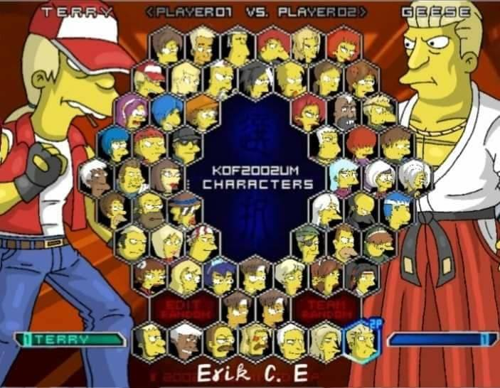 The King of Simpsons