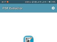 Cara Mengambil Gambar di PDF Android