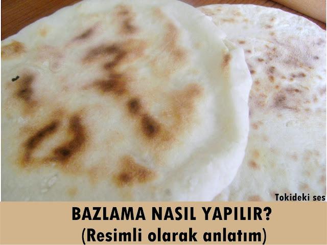 BAZLAMA TARİFİ