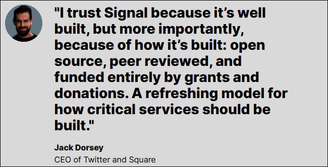 Mengenal Lebih Dekat Aplikasi Signal