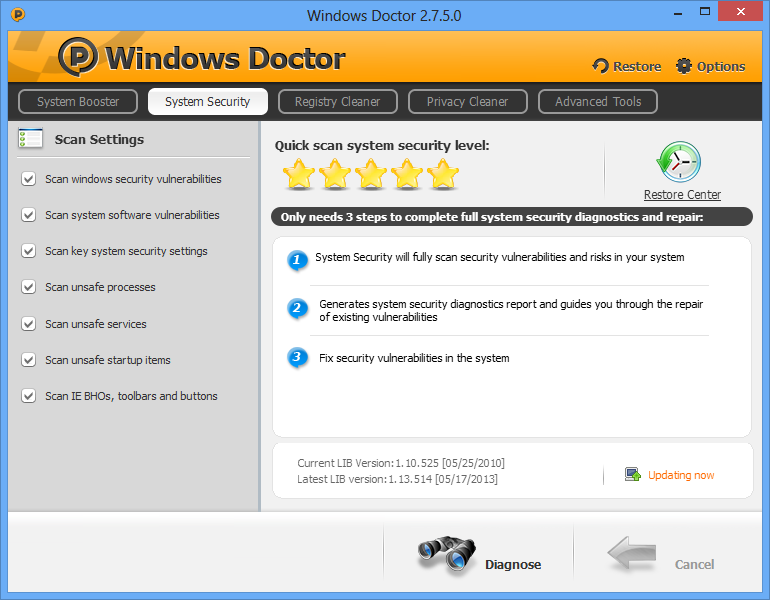 windows doctor 2.7.7.0