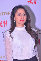 Pragya Jaiswal in lovely Black Mini Skirt and White Transparent Shirt ~  Exclusive 045.JPG