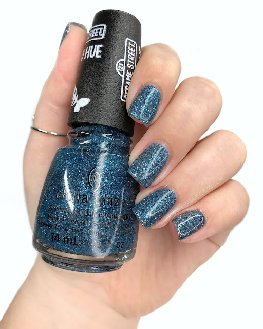 China Glaze Dat color Dough 25 Sweetpeas