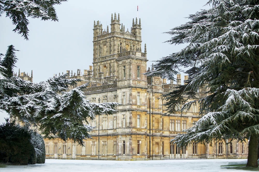 All About London: Highclere Castle - Downton Abbey - Day ...
