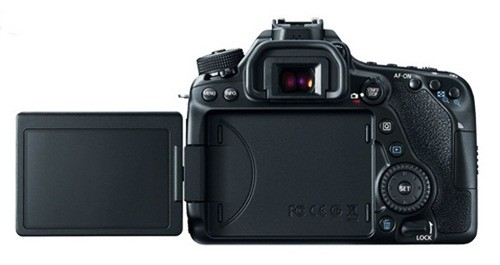 Kamera Vlog Youtuber Canon EOS 80D
