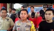 Sedang Pesta Tuak, 6 Warga NTT di Bali Ancam dan Kepung Polisi