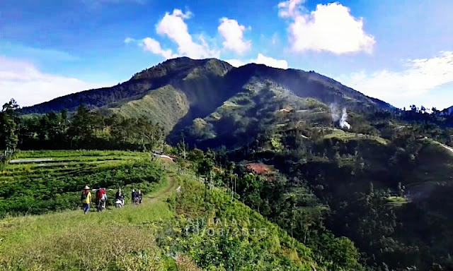 Pendakian Gunung Bismo Via Silandak, Gunung Tersembunyi di Wonosobo