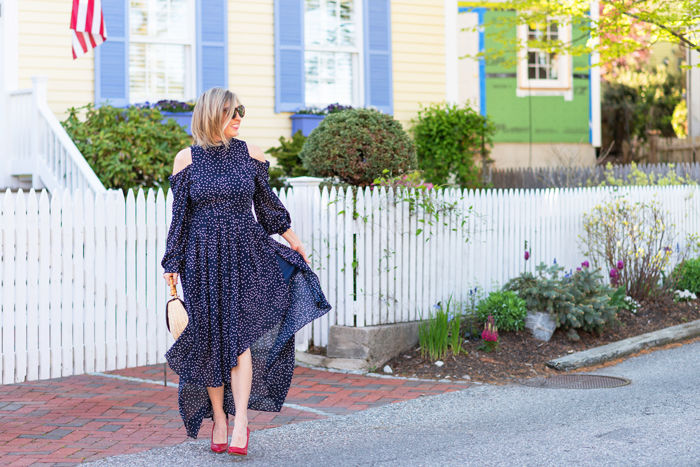 What to wear to a wedding in New England