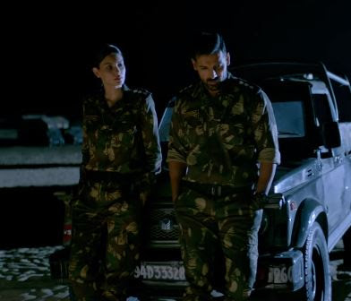Jitni Dafa Dekhun Tumhe lyrics from Parmanu