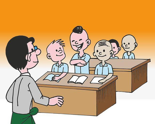 Teacher Student Naughty jokes