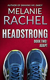 Book cover: Headstrong: Book Two: Adapt by Melanie Rachel