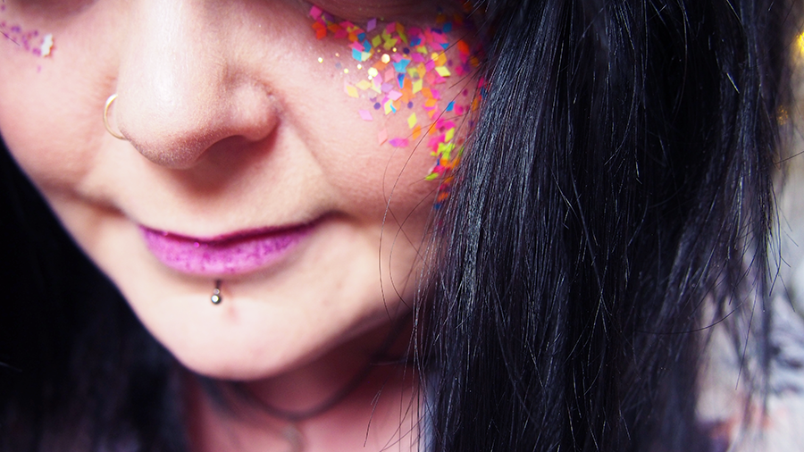Getting Creative With Glitter