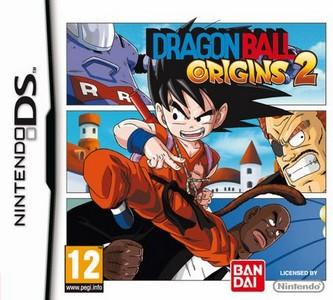 Rom Dragon Ball Origins 2 NDS
