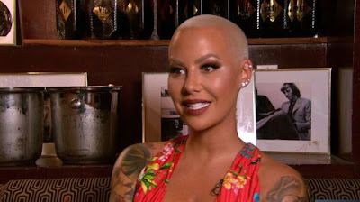 Amber Rose Reveals She's Undergoing Full-Body Liposuction 6 Weeks After Giving Birth