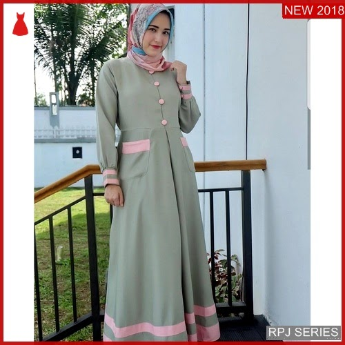 RPJ149D170 Model Dress Helmina Cantik Dress Wanita