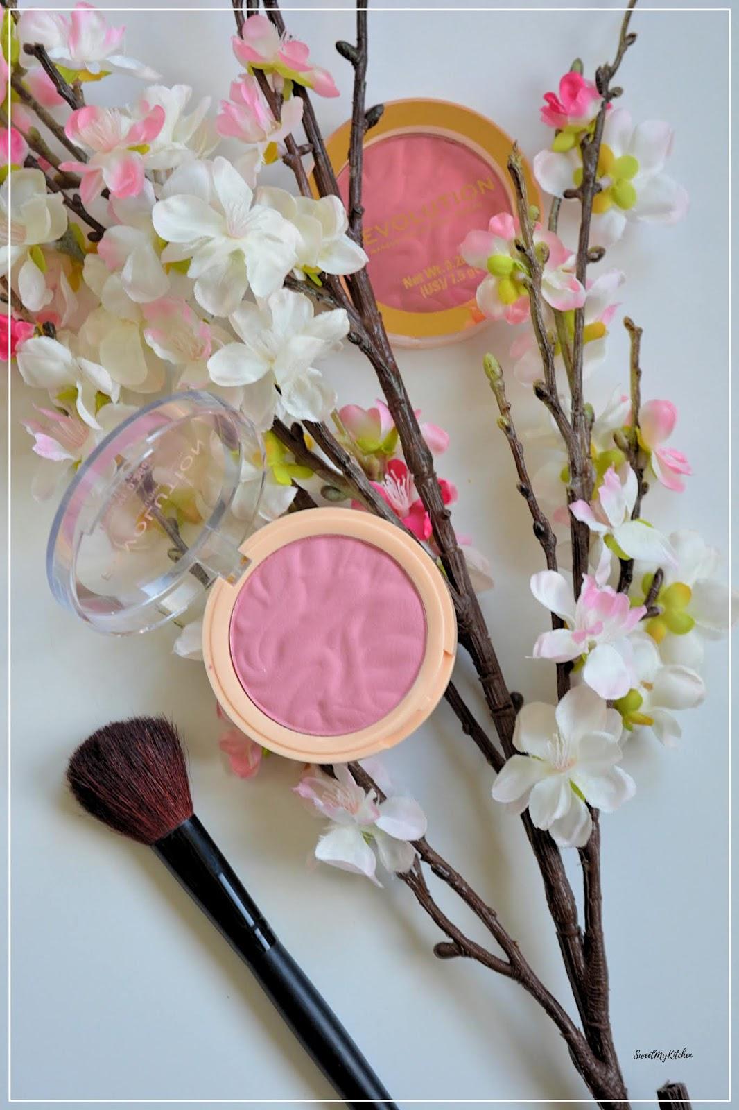 Makeup revolution blusher reloaded
