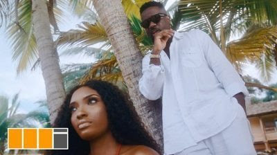 """Ghanaian Rapper Sarkodie Debuts His Music Video For """"Lucky"""" Featuring Rudeboy Of The Defunt P Square Duo, This Come After He Recently Drop The Audio Fees Weeks Back."""