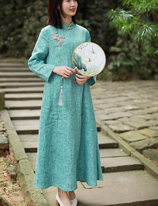 Elegant Modern Cheongsam Qipao Dresses
