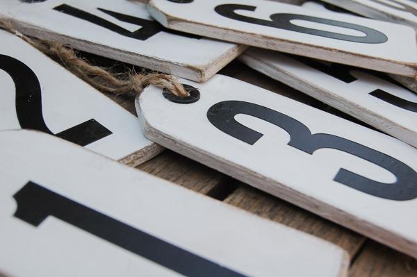 scrap wood tags
