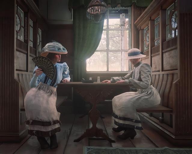 victorian fashion women