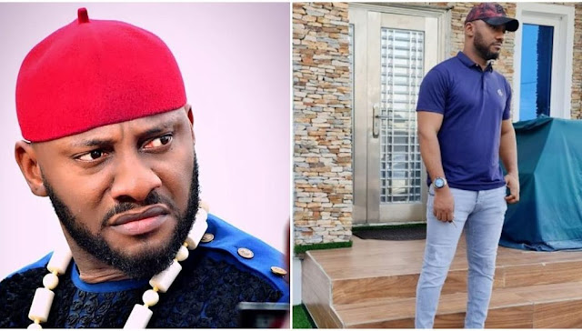 About 13yrs ago, I didn't have money I jumped from bus to bus in surulere- Actor Yul Edochie laments