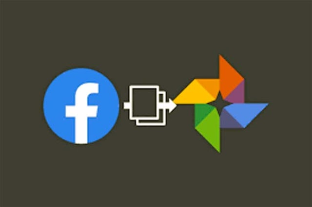 Transfer your Photos from Facebook to Google Photos Application