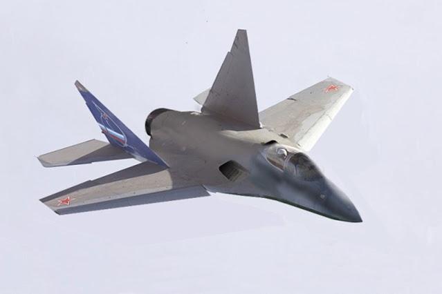 Nga phát triển máy bay chiến đấu một động cơ mới