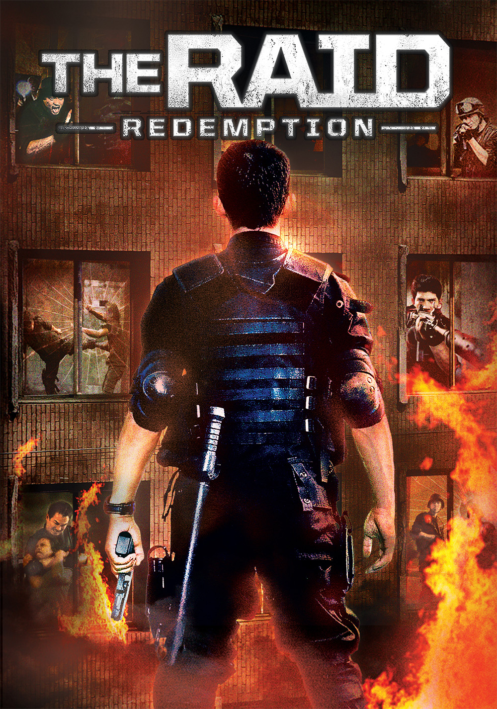 THE RAID REDEMPTION (2011) TAMIL DUBBED HD