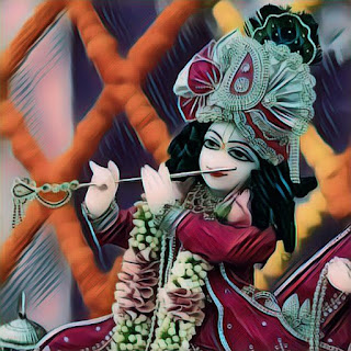 lord krishna images drawing
