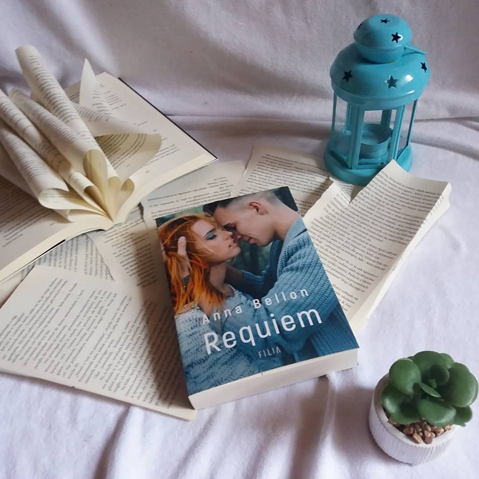 Requiem - Anna Bellon