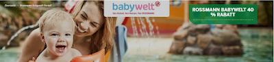 Center Parcs Rossmann Babywelt Vorteil