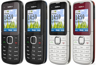 Nokia-C1-01 Phone I had in my Engineering