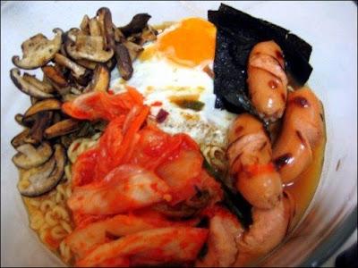 Resep Masakan Korea Kimchi