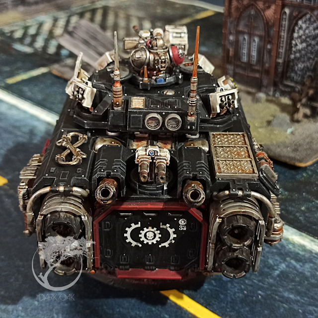 Iron Hands Repulsor Executioner