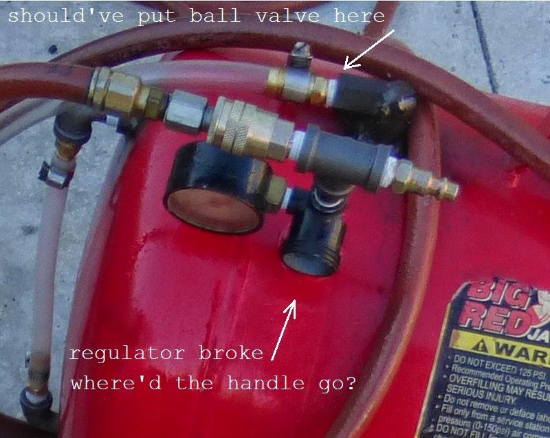 pressure tank problems