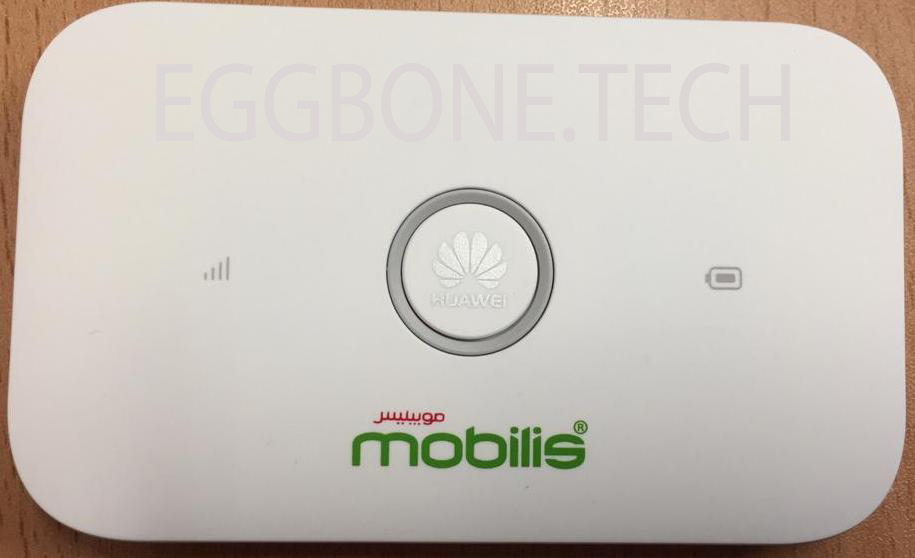 Unlock / Decode / Crack Mobilis Huawei E5573Cs-322 - EGGBONE