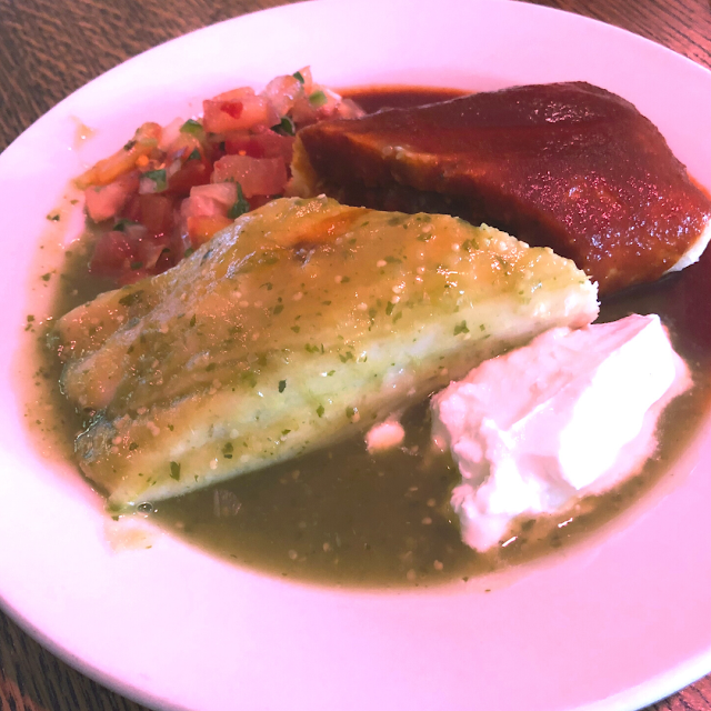 The Pumpkin Tamale is the comfort food we have all been looking for!