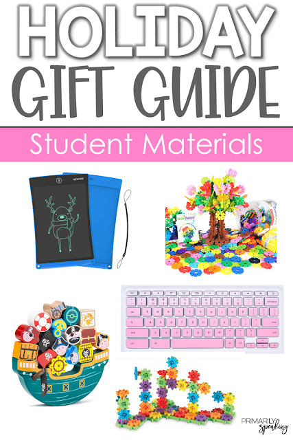 teacher gift ideas student materials