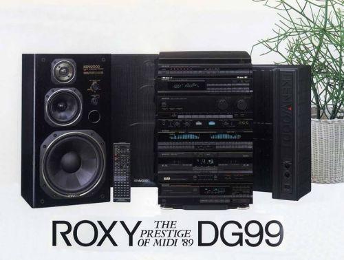 KENWOOD ROXY DG99 (1989)